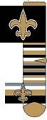 New Orleans Saints Youth Lotta Stripe Sock