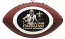 New Orleans Saints Brees Record Ornament