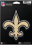 New Orleans Saints Decal - Die-Cut Window