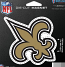 New Orleans Saints Magnet - Die Cut