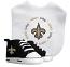 New Orleans Saints Bib & Pre-Walker Set