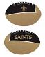 "New Orleans Saints Football - ""Quick Toss"" 4"" Softee"