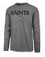 New Orleans Saints Long Sleeve T Shirt - SAINTS