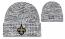 New Orleans Saints Knit Hat - White 2019 NFL Sideline Woman