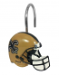 New Orleans Saints Shower Curtain Rings