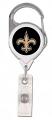 New Orleans Saints Badge Reel - Retrct 2S Prem