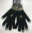 New Orleans Saints Gloves - Men's Static