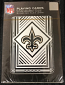 New Orleans Saints Playing Cards - FDL