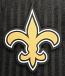 New Orleans Saints Decal - Flexible