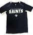 New Orleans Saints T Shirt - Youth Dri Fit
