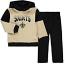 New Orleans Saints Sweat Suit - Toddler Sideline