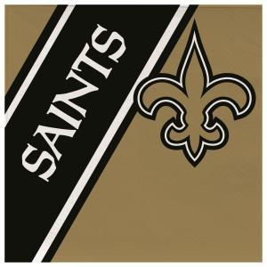 New Orleans Saints Disposable Napkins - 20 pack