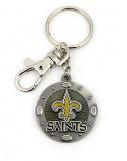 New Orleans Saints Key Chain Impact