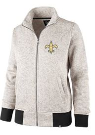 New Orleans Saints Jacket - Women Full Zip Kodiak