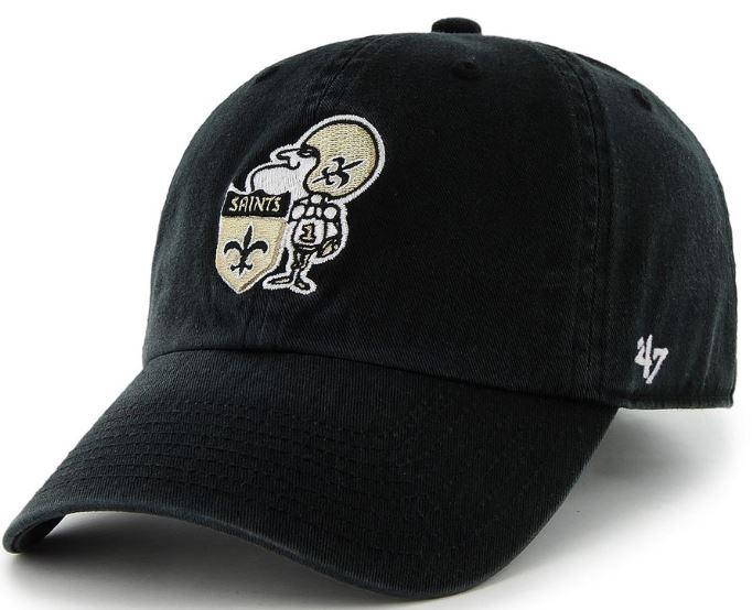 New Orleans Saints Cap - Clean Up Sir Saint