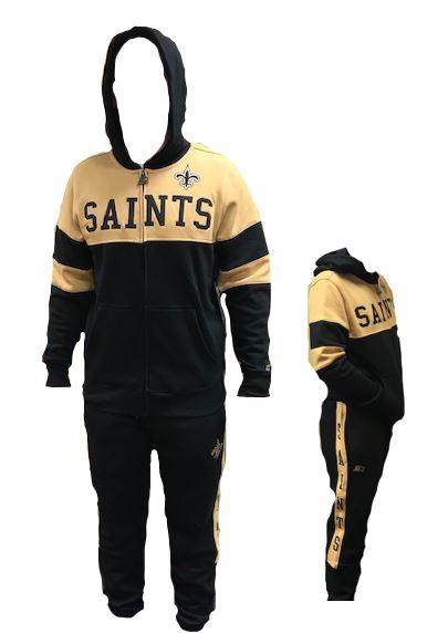 New Orleans Saints Sweat Pants  - SAINTS Gold