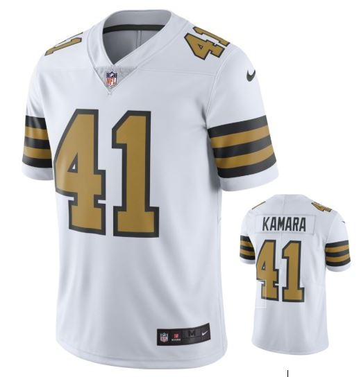 New Orleans Saints Jersey - Color Rush Youth #41 Kamara
