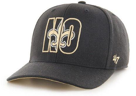 New Orleans Saints Cap - MVP Crop Shadow Adjustable