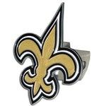 New Orleans Saints Hitch Cover - Metal FDL