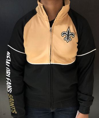 New Orleans Saints Jacket - Women Two Tone