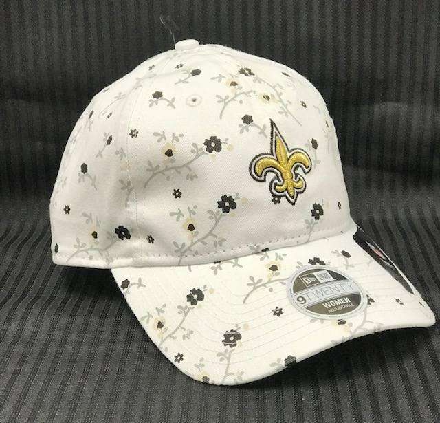 New Orleans Saints Cap - Blossom Women