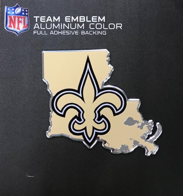 New Orleans Saints Emblem - State