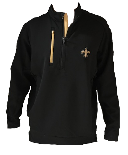 New Orleans Saints 1/4 Zip - Generation