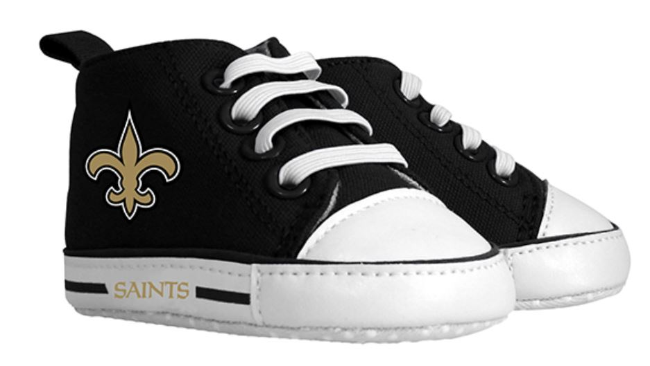 New Orleans Saints High Top Style Prewalkers