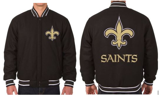 New Orleans Saints Jacket-JH
