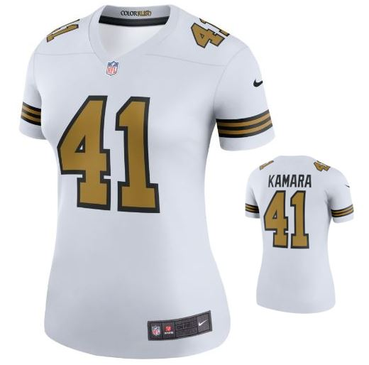 New Orleans Saints Jersey Legend Women Kamara #41