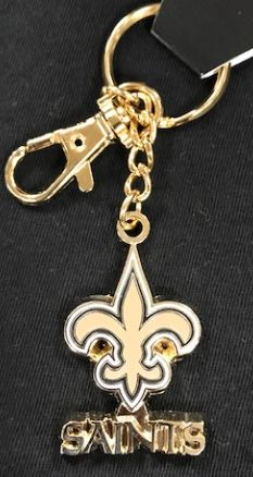 New Orleans Saints Key Chain - Heavyweight