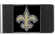 New Orleans Saints Money Clip - Steel