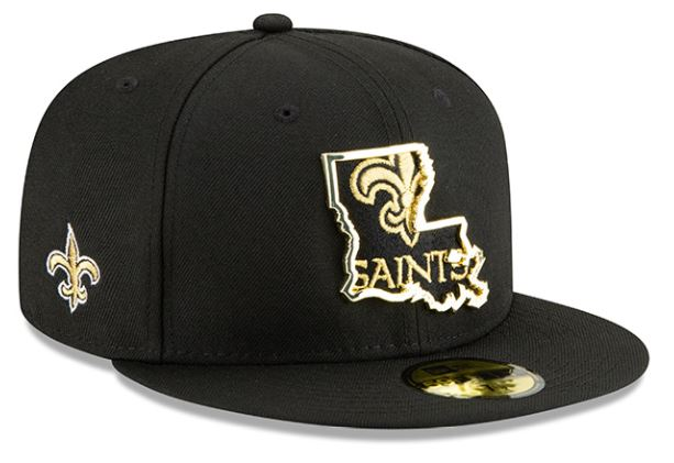 New Orleans Saints Cap - MNT State Snapback