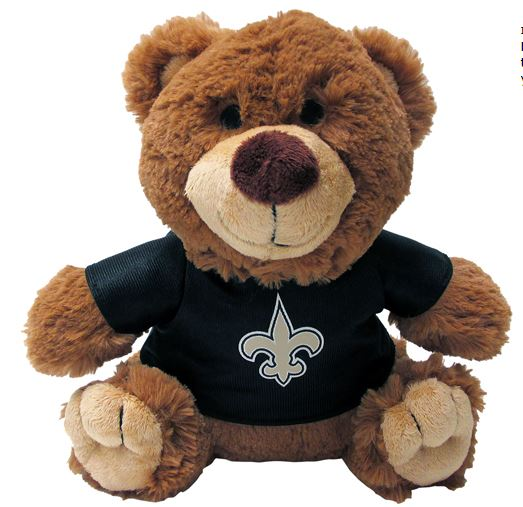 New Orleans Saints Toy - Teddy Bear