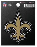 New Orleans Saints Decal - Short Sport