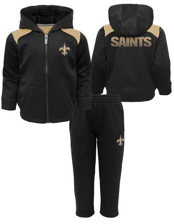 New Orleans Saints Fleece Set - Play Action