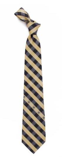 New Orleans Saints Tie Check