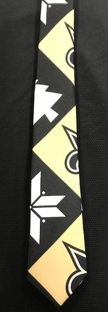 New Orleans Saints Tie - Holiday
