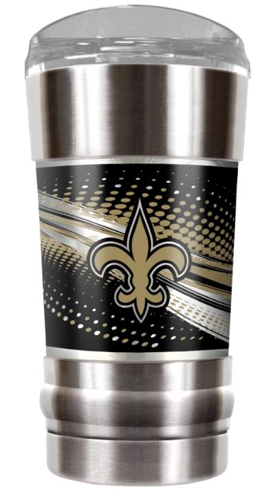 New Orleans Saints Tumbler - THE EAGLE