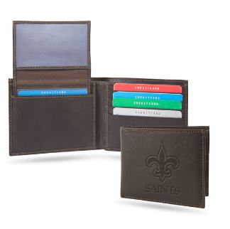 New Orleans Saints Wallet - Sparo Branded