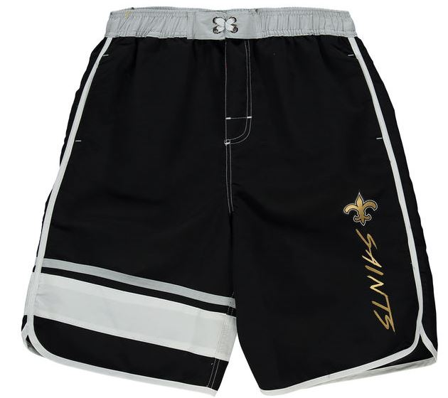 New Orleans Saints Bathing Suit Youth