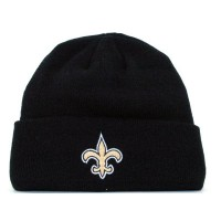 New Orleans Saints Knit Hat - Cuffed