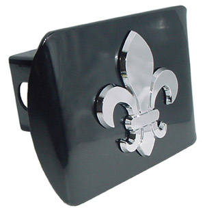 New Orleans Saints Hitch Cover FDL Plastic