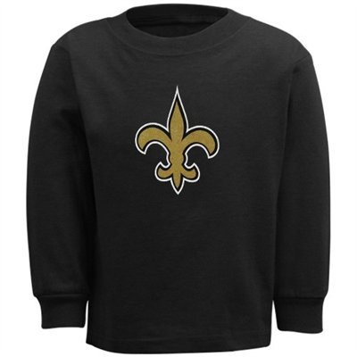 New Orleans Saints Juvenile Long Sleeve FDL T Shirt