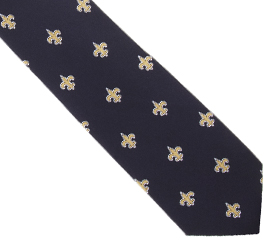 New Orleans Saints Prep Tie