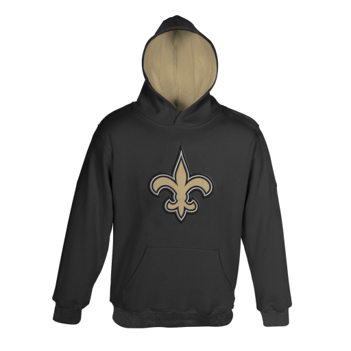 New Orleans Saints Fleur de Lis Hooded Sweatshirt
