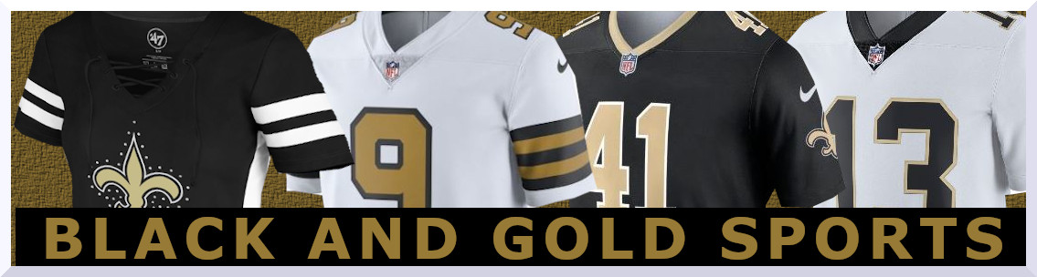 saints merchandise