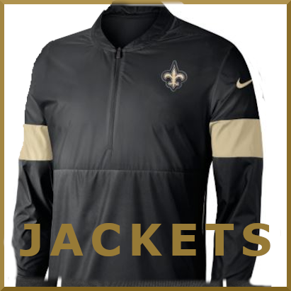 SAINTS JACKETS
