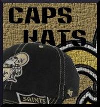 saints caps