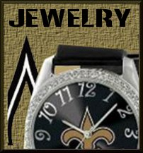 saints jewelry